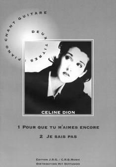 Dion Celine - Pour Que Tu M