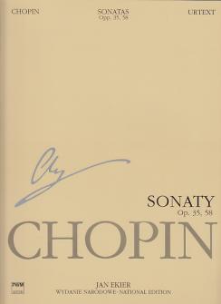 Chopin F. - Sonatas Op. 35, 58 - Piano
