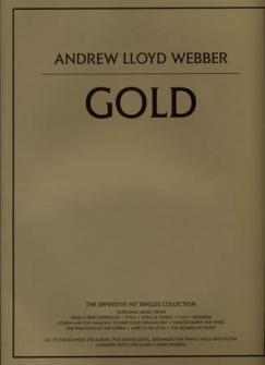 Webber A.l. - Gold 19 Tracks - Pvg