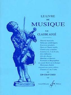 Auge Claude - Le Livre De Musique