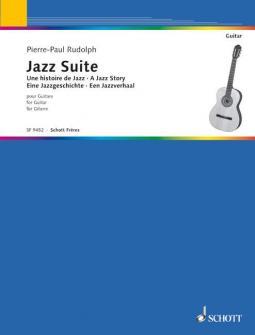Rudolph P.p. - Jazz Suite - Guitar