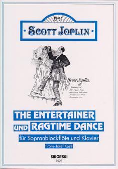 Joplin S. - The Entertainer Und Ragtime Dance, Flb Sop. Et Piano