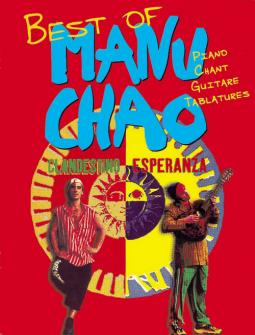 Manu Chao - Best Of - Pvg Tab