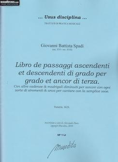 Spadi G. B. - Libro De Passaggi