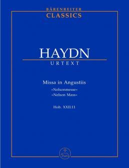 Haydn Joseph - Missa In Angustiis Hob.xxii:11 - Conducteur Poche