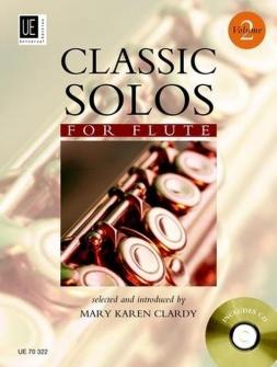Classic Solos For Flute Vol. 2 + Cd