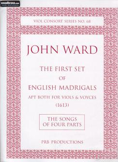 Ward J. - Songs Of Four Parts