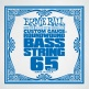 .065 SUPER LONG SCALE NICKEL WOUND ELECTRIC BASS STRING SINGLE