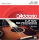 EFT17 FLAT TOPS PHOSPHOR BRONZE ACOUSTIC GUITAR STRINGS 13-56