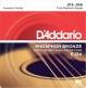 EJ24 PHOSPHOR BRONZE ACOUSTIC GUITAR STRINGS TRUE MEDIUM 13-56