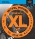 ESXL160 NICKEL WOUND BASS GUITAR STRINGS MEDIUM 50-105 DOUBLE BALL END LONG SCALE