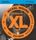EXL160M NICKEL WOUND BASS GUITAR STRINGS MEDIUM 50-105 MEDIUM SCALE
