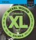EXL165 NICKEL WOUND BASS GUITAR STRINGS CUSTOM LIGHT 45-105 LONG SCALE