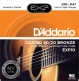 EXP10 COATED ACOUSTIC GUITAR STRINGS 80/20 EXTRA LIGHT 10-47
