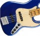 AMERICAN ULTRA JAZZ BASS MN COBRA BLUE