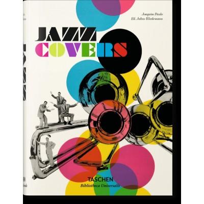 TASCHEN TASCHEN - JAZZ COVERS