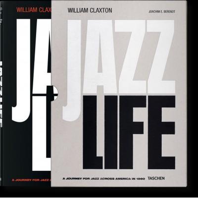 TASCHEN WILLIAM CLAXTON - JAZZLIFE