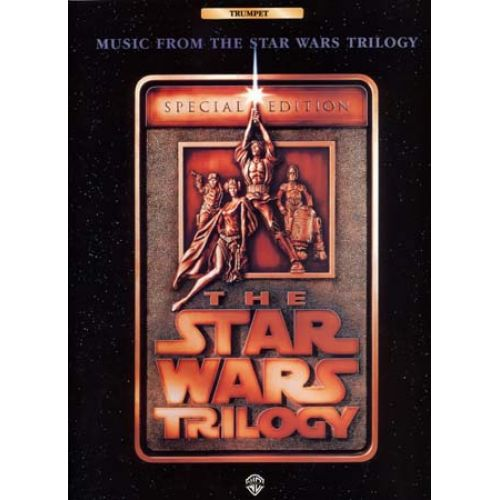 ALFRED PUBLISHING WILLIAMS JOHN - STAR WARS TRILOGY - TRUMPET AND PIANO