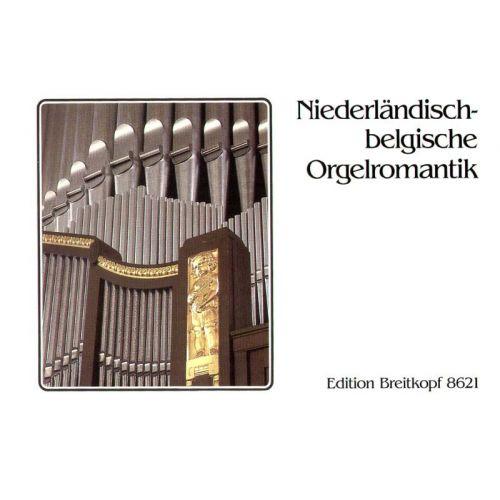EDITION BREITKOPF NIEDERLANDISCH-BELGISCHE ORGELMUSIK - ORGAN