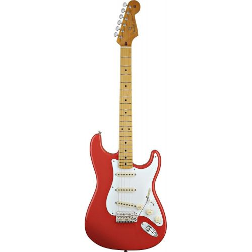 FENDER STRATOCASTER MEXICAN CLASSIC SERIES 50S FIESTA RED