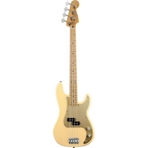 FENDER MEXICAN CLASSIC SERIES 50S PRECISION BASS HONEY BLONDE