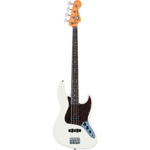 FENDER MEXICAN CLASSIC 60S JAZZ BASS OLYMPIC WHITE