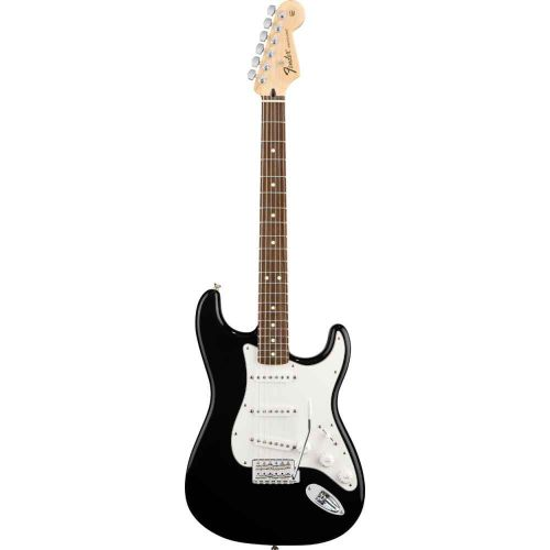 FENDER STRATOCASTER MEXICAN STANDARD BLACK
