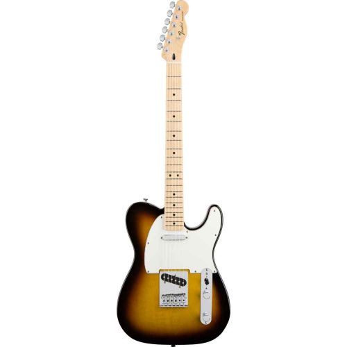 FENDER TELECASTER MEXICAN STANDARD BROWN SUNBURST
