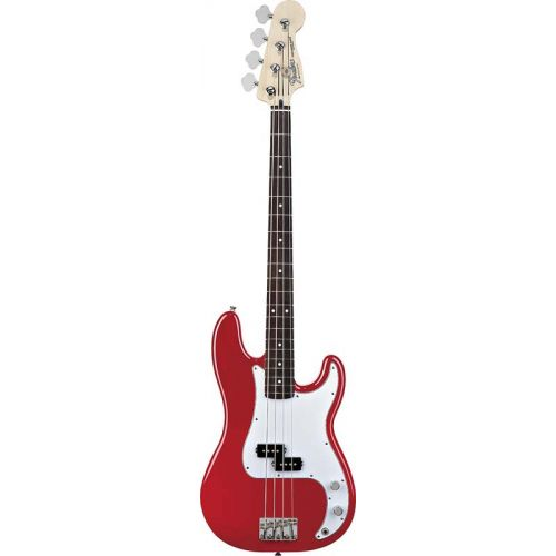 FENDER MEXICAN STANDARD PRECISION BASS CANDY APPLE RED