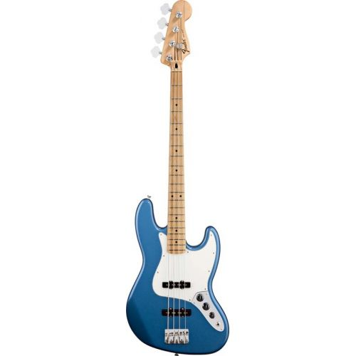 FENDER MEXICAN STANDARD JAZZ BASS LAKE PLACID BLUE