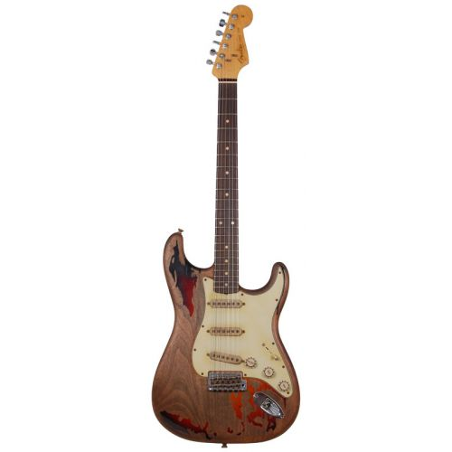 FENDER STRATOCASTER RORY GALLAGHER RELIC