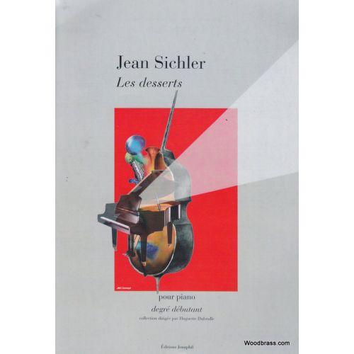 JONAPHIL SICHLER JEAN - LES DESSERTS