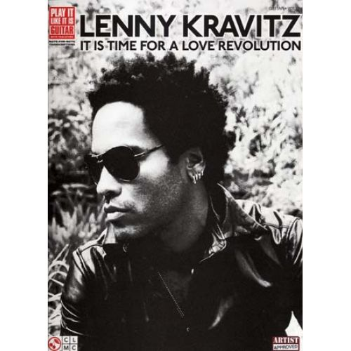 CHERRY LANE KRAVITZ LENNY - IT IS TIME FOR A LOVE REVOLUTION - GUITARE TAB