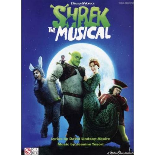CHERRY LANE SHREK THE MUSICAL VOCAL SELECTIONS - PVG