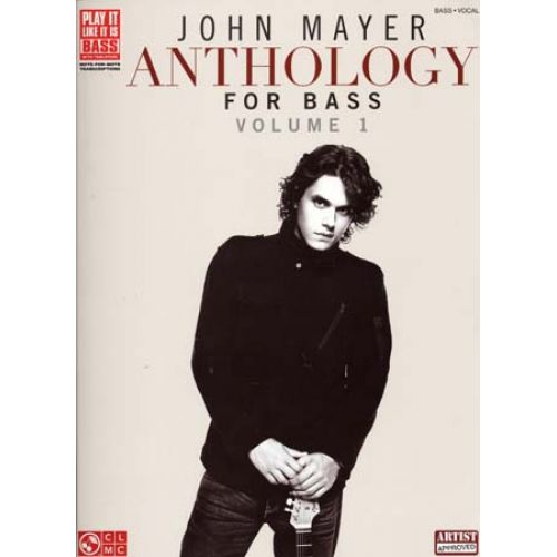 CHERRY LANE MAYER JOHN - ANTHOLOGY VOL.1 - BASSE