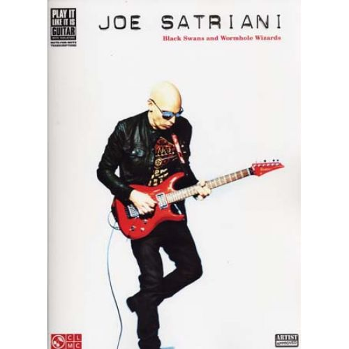 CHERRY LANE SATRIANI JOE - BLACK SWANS AND WORMHOLE WIZARDS - GUITAR TAB