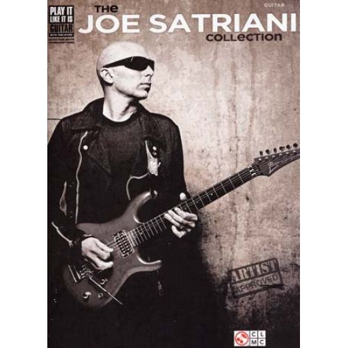 CHERRY LANE SATRIANI JOE COLLECTION TAB