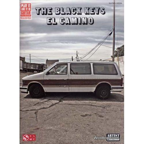 CHERRY LANE THE BLACK KEYS - EL CAMINO - GUITAR TAB