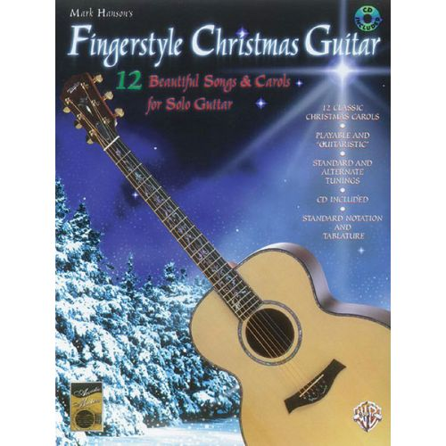 ALFRED PUBLISHING FINGERSTYLE CHRISTMAS GUITAR - GUITAR TAB