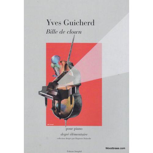 JONAPHIL GUICHERD YVES - BILLE DE CLOWN