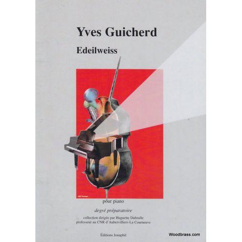 JONAPHIL GUICHERD YVES - EDEILWEISS - PIANO