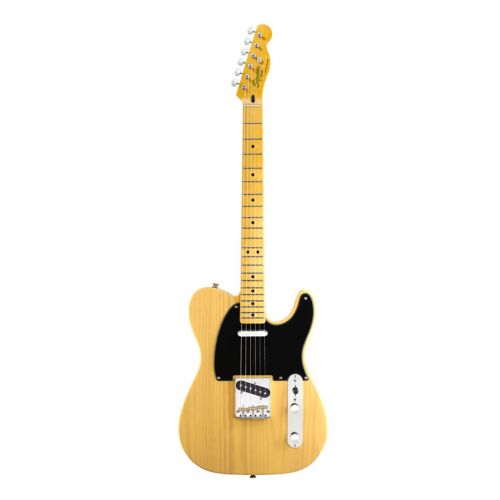 SQUIER BY FENDER TELECASTER 50S BUTTERSCOTCH BLONDE CLASSIC VIBE
