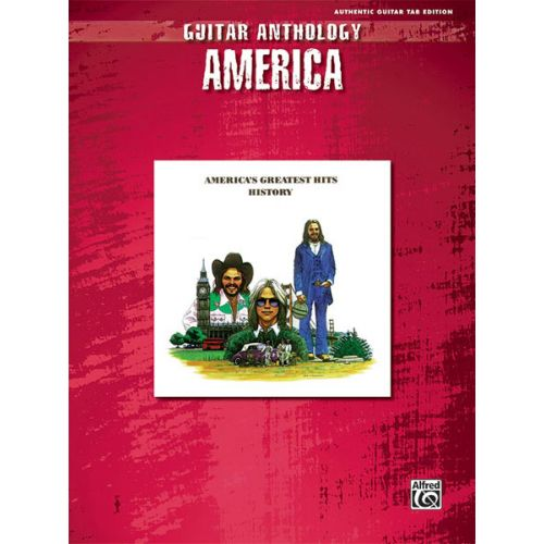 ALFRED PUBLISHING HISTORY: AMERICA'S GUITAR ANTHOLOGY - GUITAR TAB