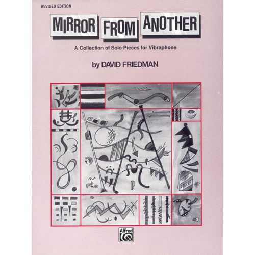 ALFRED PUBLISHING MIRROR FROM ANOTHER - DRUMS & PERCUSSION
