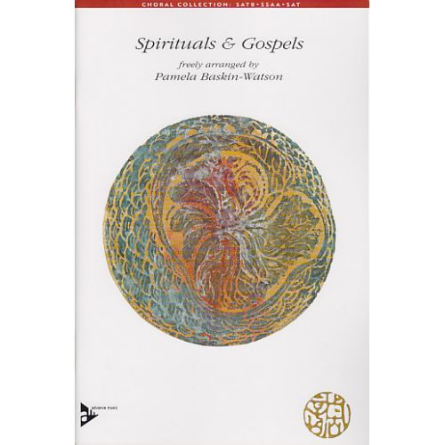 ADVANCE MUSIC BASKIN-WATSON P. - 6 SPIRITUALS AND GOSPELS - CHOEUR