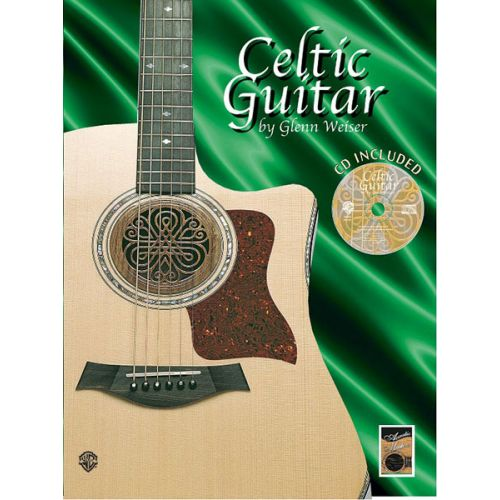 ALFRED PUBLISHING CELTIC GUITAR - GUITAR