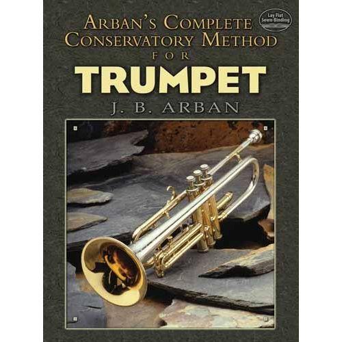 DOVER ARBAN JB COMPLETE CONSERVATORY METHOD- TRUMPET