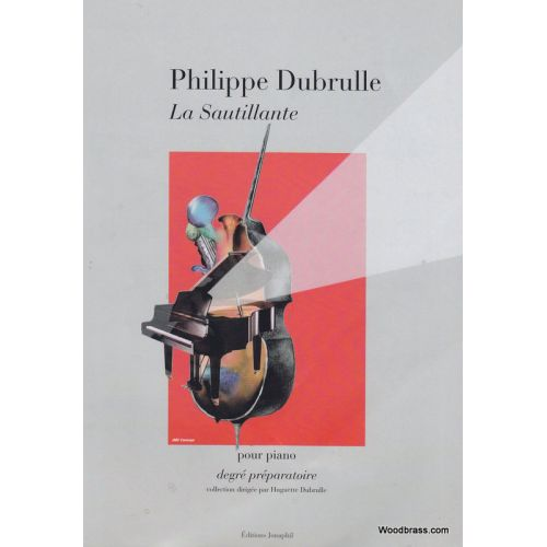 JONAPHIL DUBRULLE PHILIPPE - LA SAUTILLANTE