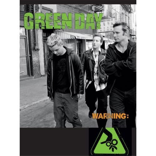 ALFRED PUBLISHING GREEN DAY - WARNING - GUITAR TAB