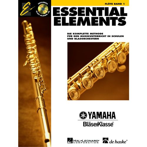 HAL LEONARD ESSENTIAL ELEMENTS FOR FLUTE VOL.1